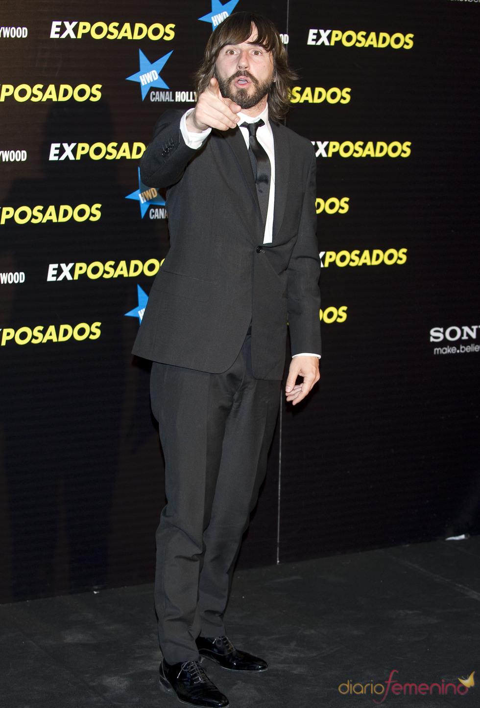 El presentador Santi Millán