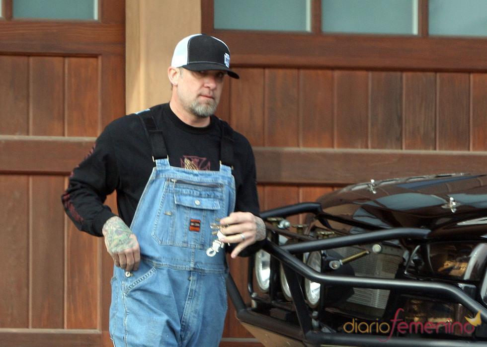 Jesse James, marido de Sandra Bullock