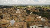 Siena es una de las ciudades más conocidas de la Toscana