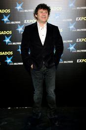 Miki Nadal en la première de 'Exposados'