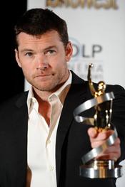 Sam Worthington, mejor actor del año