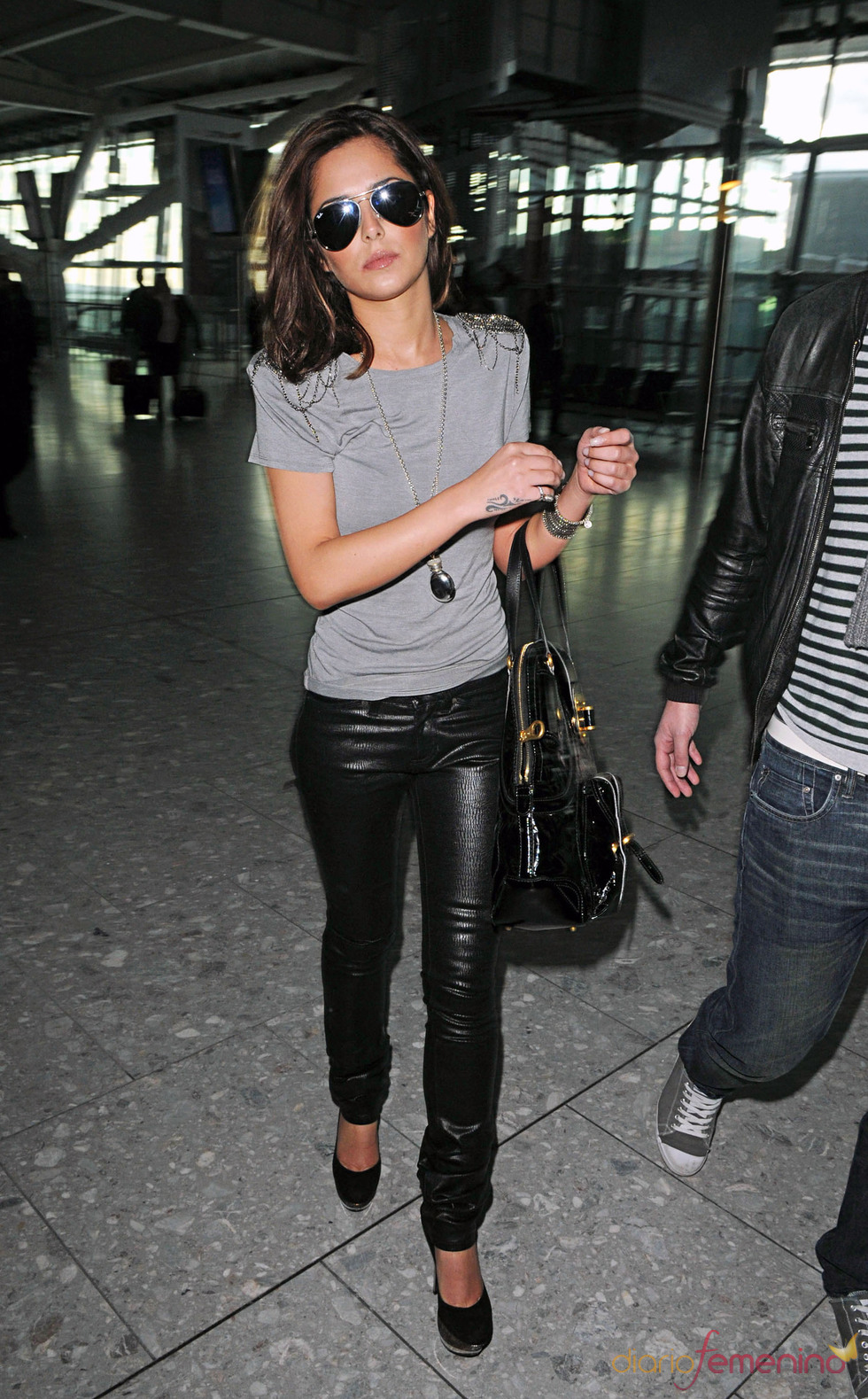 Cheryl Cole: desbancando a Victoria Beckham