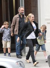 Reencuentro de Kate Winslet y Sam Mendes