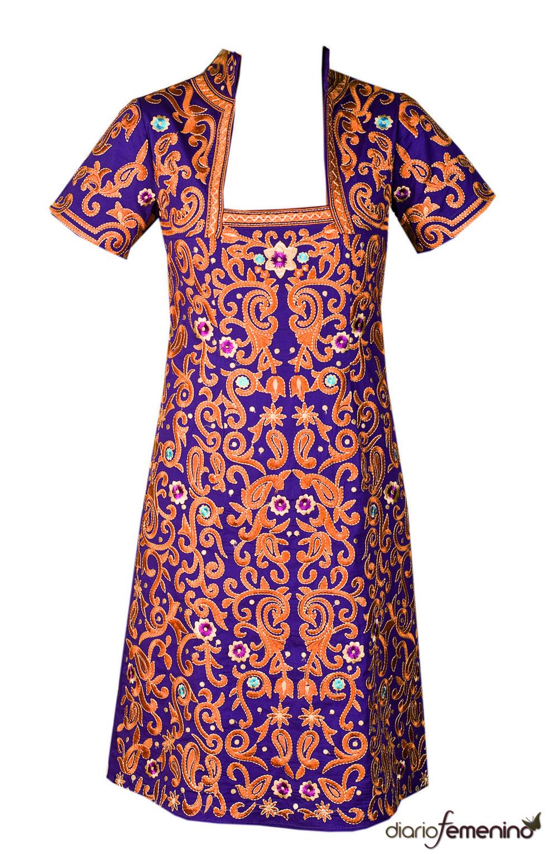 Vestido llamativo de Niza