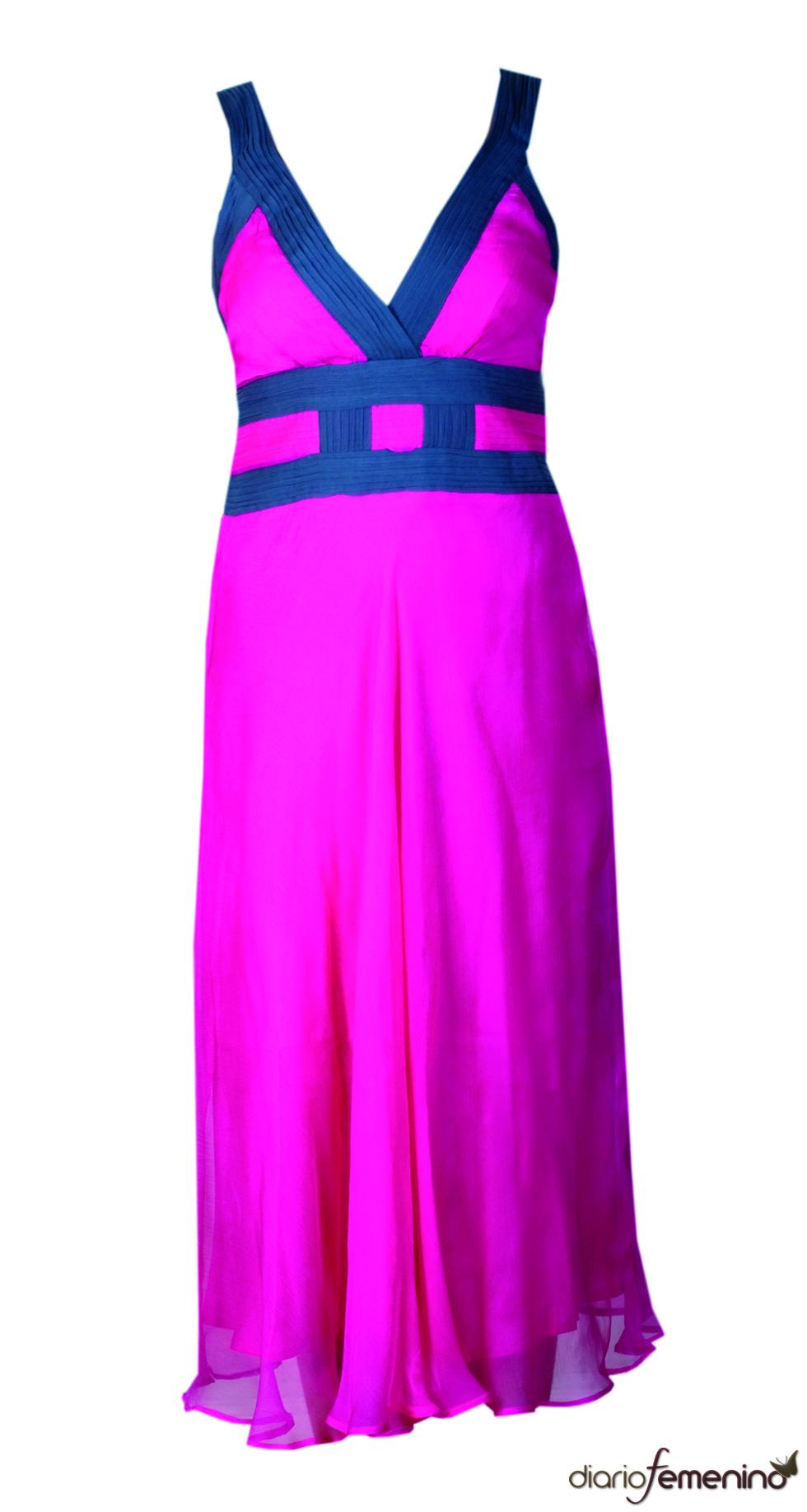 Vestido rosa de Niza