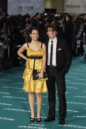 Vestido de Armand Basi de Diana Palazón en los Goya 2010