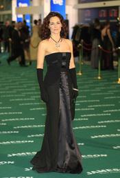 Vestido de Victorio & Luccino de Silvia Marsó en los Goya 2010