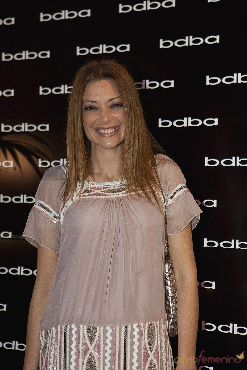 Lucía Hoyos en la 'Private night' de BDBA