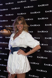 Arancha de Benito en la 'Private night' de BDBA
