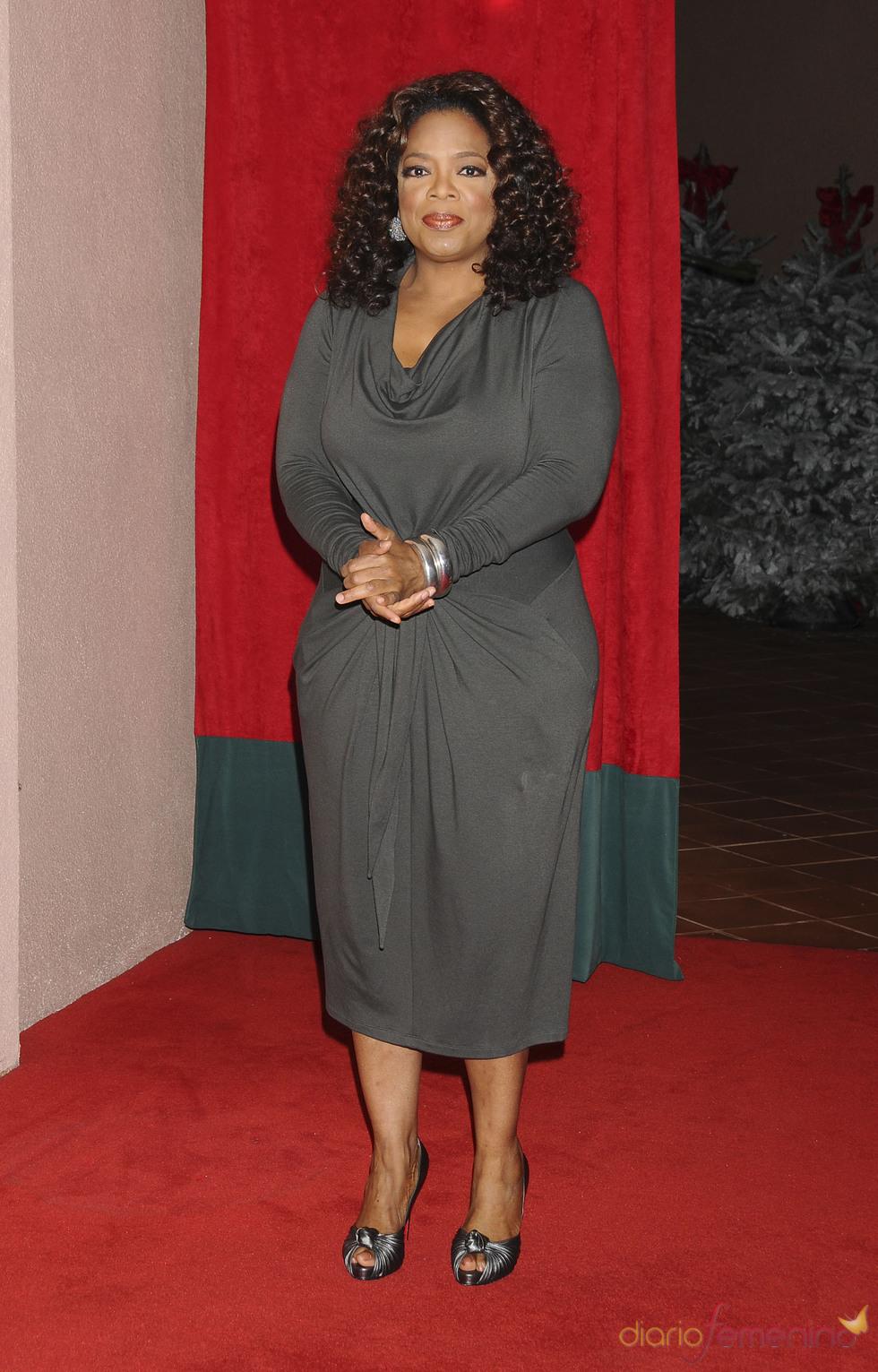 Oprah Winfrey y su biografía