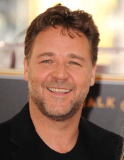Russell Crowe orgulloso de su estrella