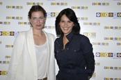 Fabiola Martínez y Alejandra Osborne presentan la nueva colección de Pablosky