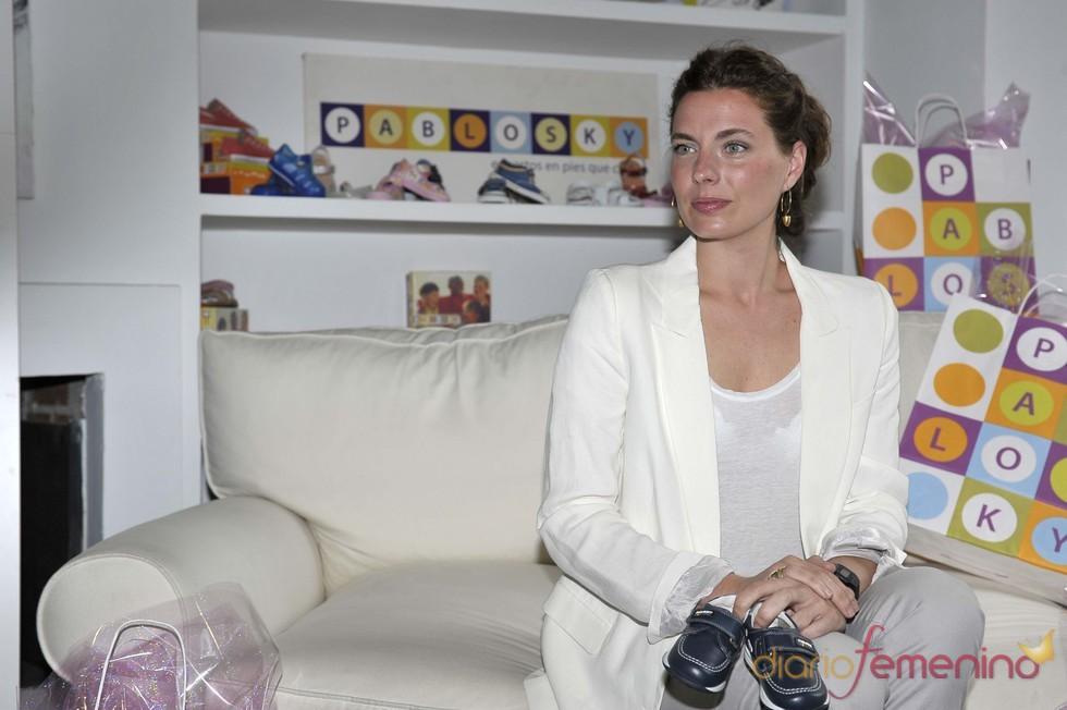 Alejandra Osborne, imagen de la nueva colección de Pablosky