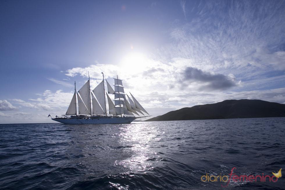 Crucero por el Mediterráneo a bordo de un barco de excepción