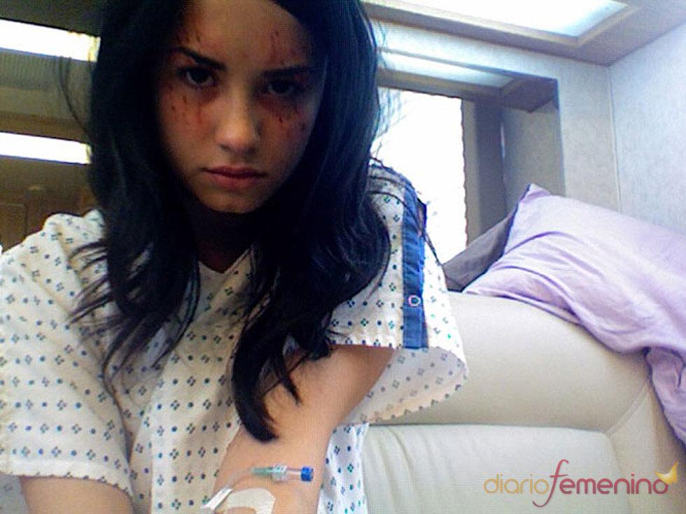 Demi Lovato loca en 'Anatomia de Grey'