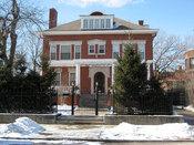 Casa de la familia Obama en Chicago