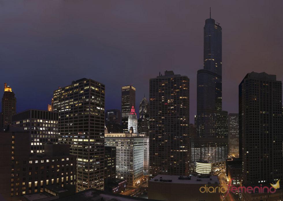 Chicago por la noche