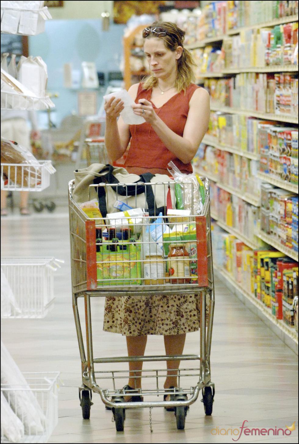 Julia Roberts sin cosméticos