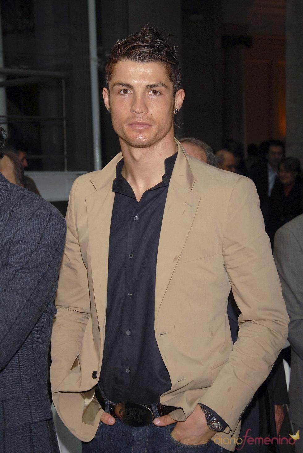 Cristiano Ronaldo y su gusto por la moda