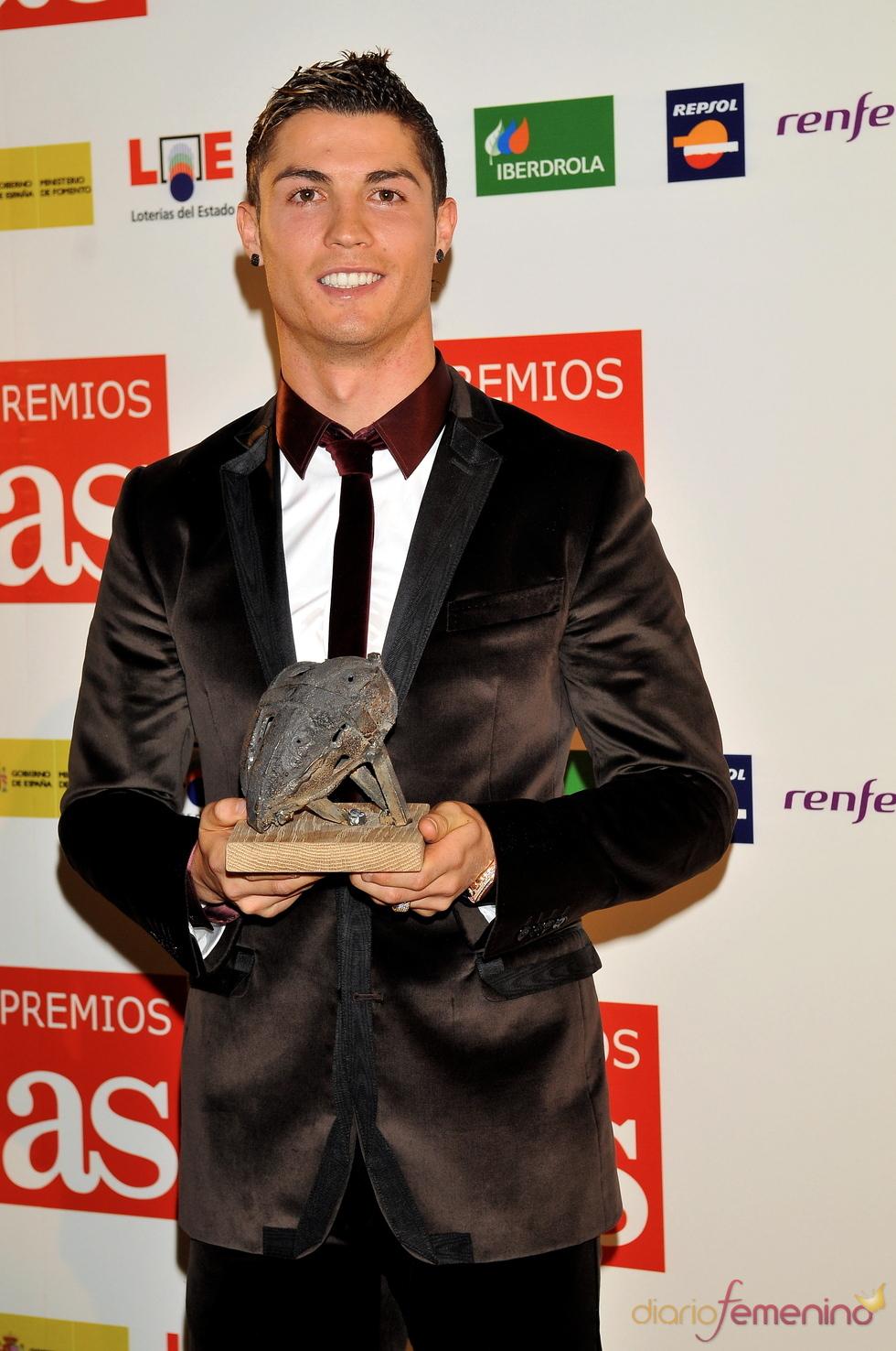 Muchos premios para Cristiano Ronaldo