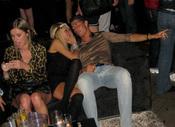 Cristiano Ronaldo con Paris Hilton