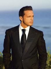 El cantante mexicano Luis Miguel