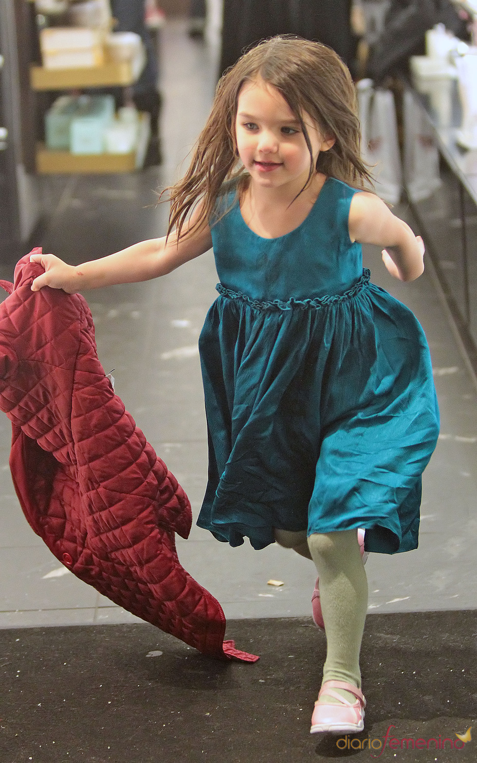 Faldas de mi hija por debajo - 3 part 2