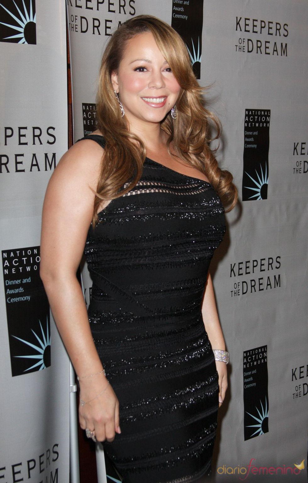 Mariah Carey aumenta de peso