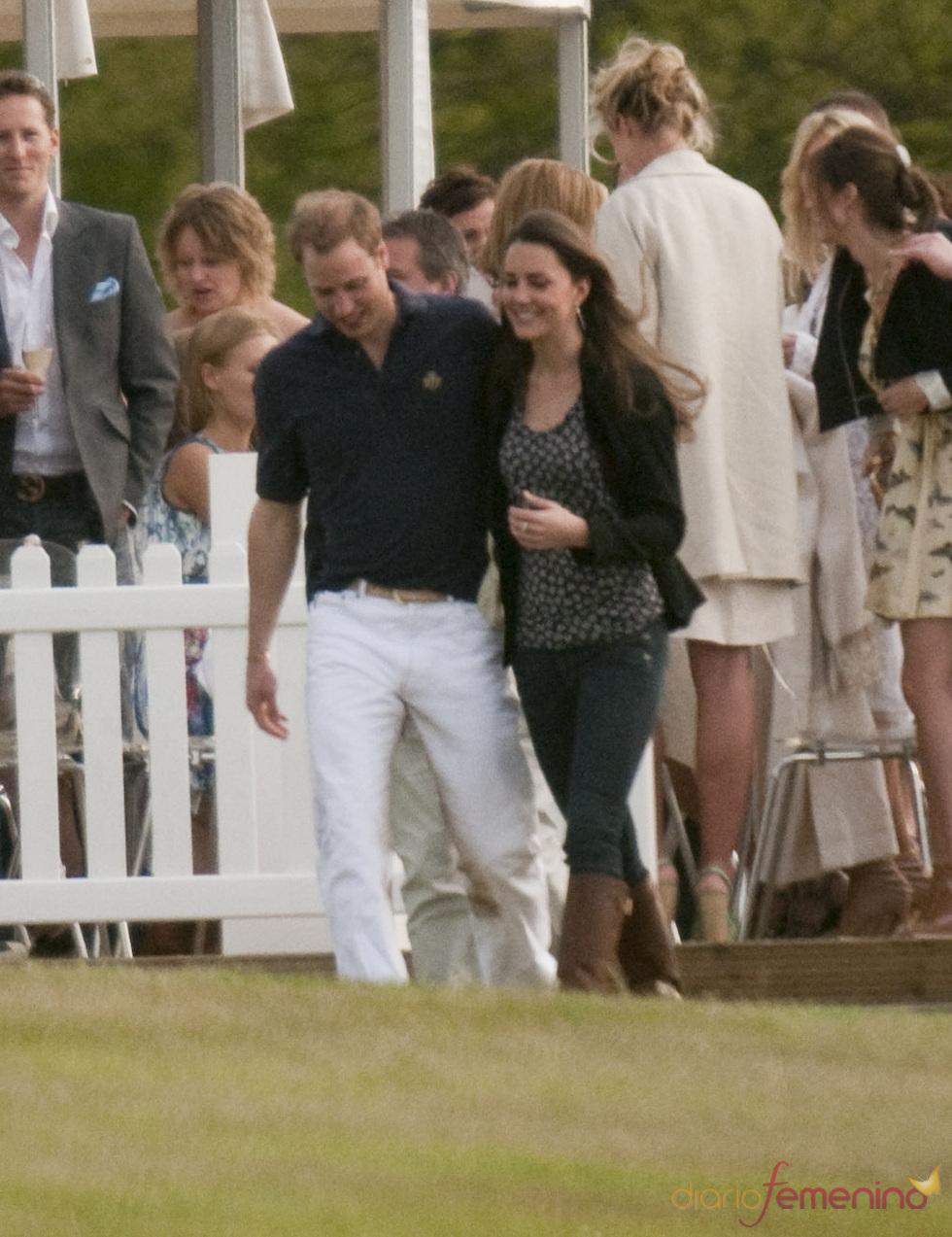 Kate Middleton y Guillermo de Inglaterra siempre juntos