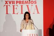 Mar Flores en los Premios Telva Solidaridad