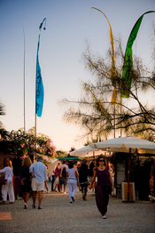 El mercadillo de Las Dalias en Ibiza