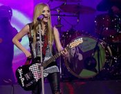 Avril Lavigne en los MuchMusic Video Awards 2011