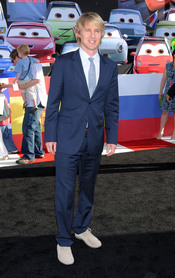 Owen Wilson en la premiere de 'Cars 2' en Los Ángeles