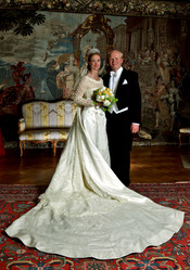 Natalia de Dinamarca y Alexander Johannsmann han contraído matrimonio