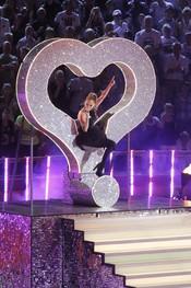 Jennifer Lopez participa en la grabación del '¿Qué apostamos?' alemán