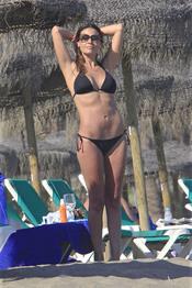 Maria José Suárez luce cuerpo en Marbella