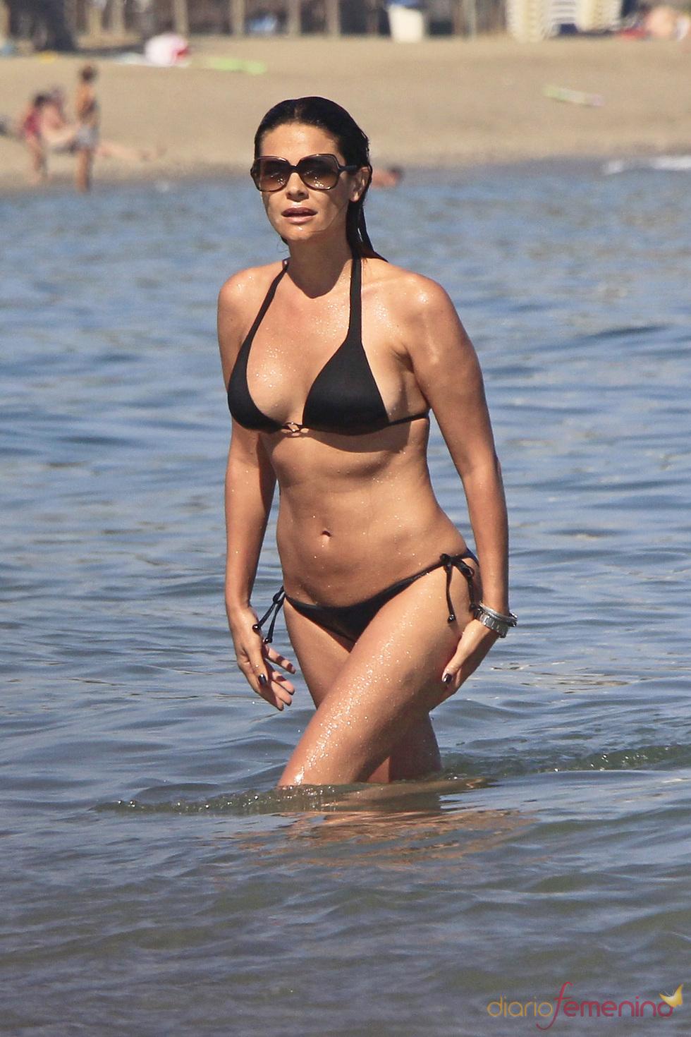 María José Suárez, el mejor cuerpo de Marbella