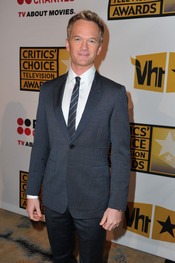 Neil Patrick Harris, de 'Hoy I Met Your Mother', en los Critics' Choice Television Awards de 2011