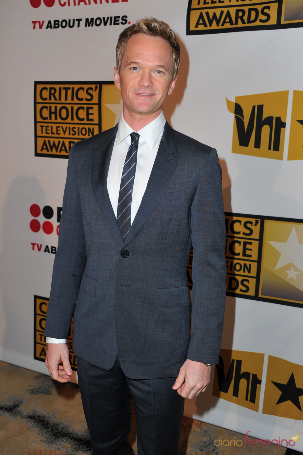 Neil Patrick Harris, de 'Hoy I Met Your Mother', en los Critics' Choice Television Awards de 2011