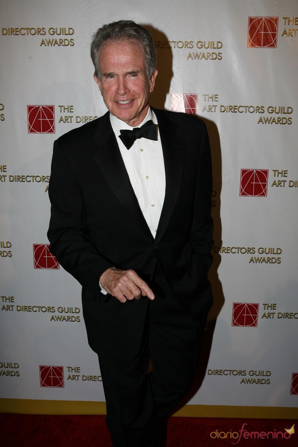 Warren Beatty prepara su regreso al cine