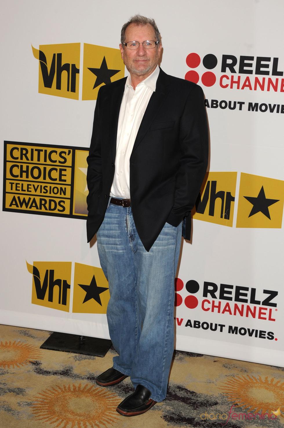 Ed O'Neill, de 'Modern Family', en los Critics' Choice Television Awards de 2011
