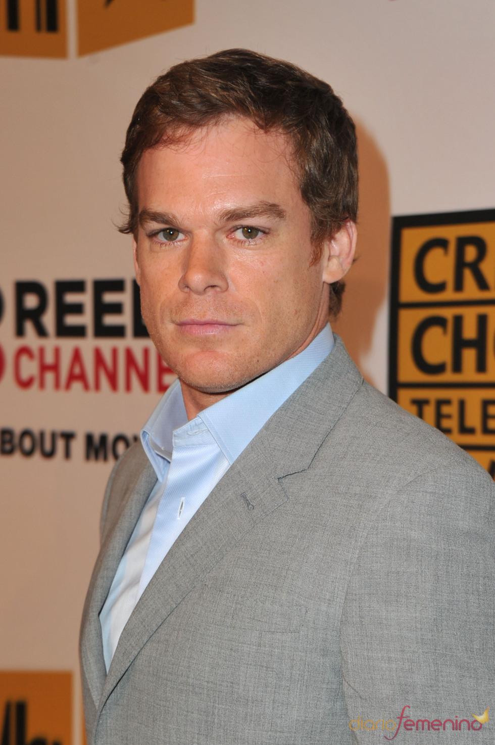 Michael C.Hall, de 'Dexter', en los Critics' Choice Television Awards de 2011