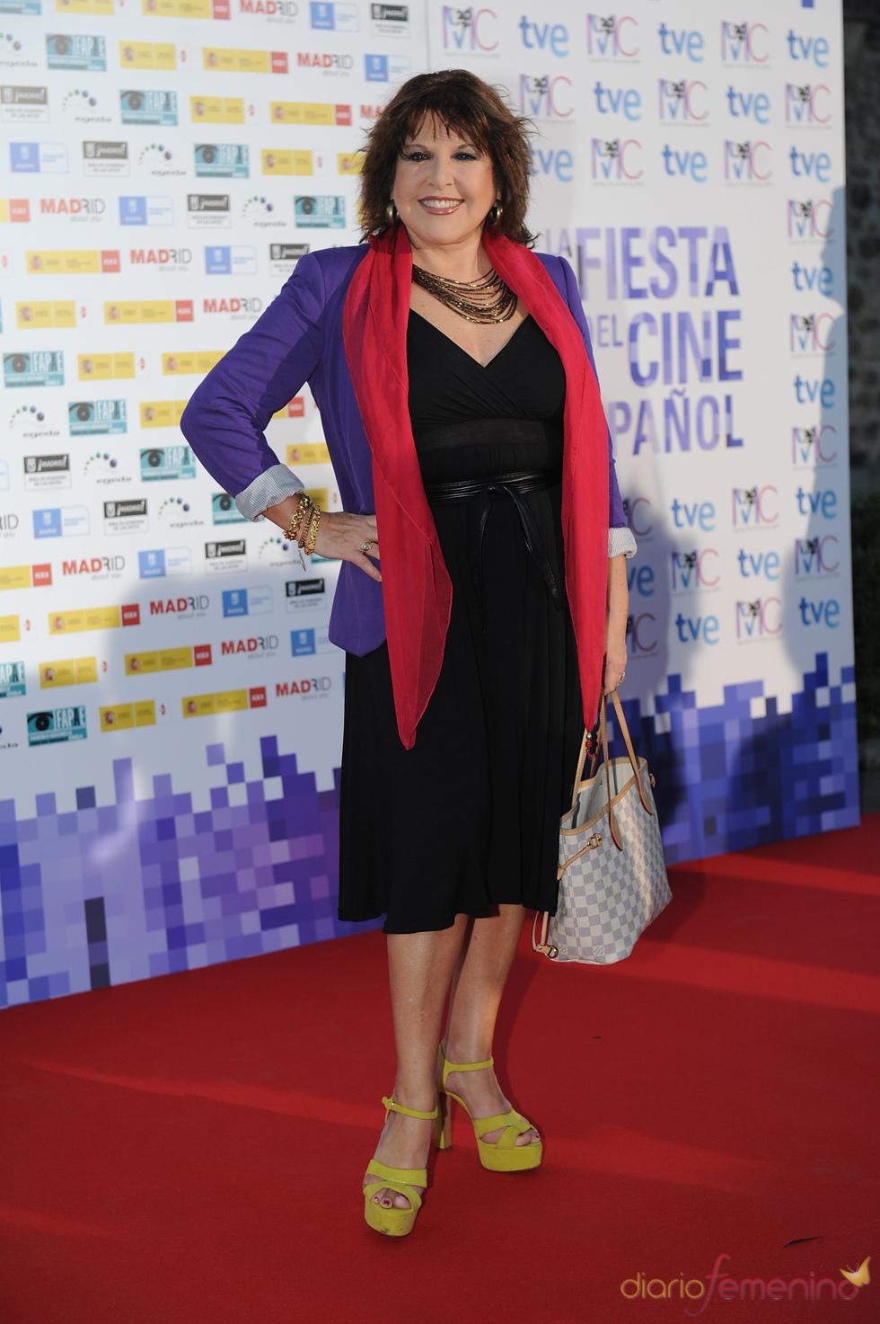 Loles León en la Fiesta del Cine español