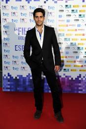 Miguel Diosdado en la Fiesta del Cine español