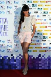 Lucía Ramos en la Fiesta del Cine español