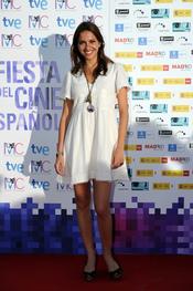 Ana Ruíz en la Fiesta del Cine español