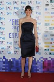 Laura Pamplona en la Fiesta del Cine español
