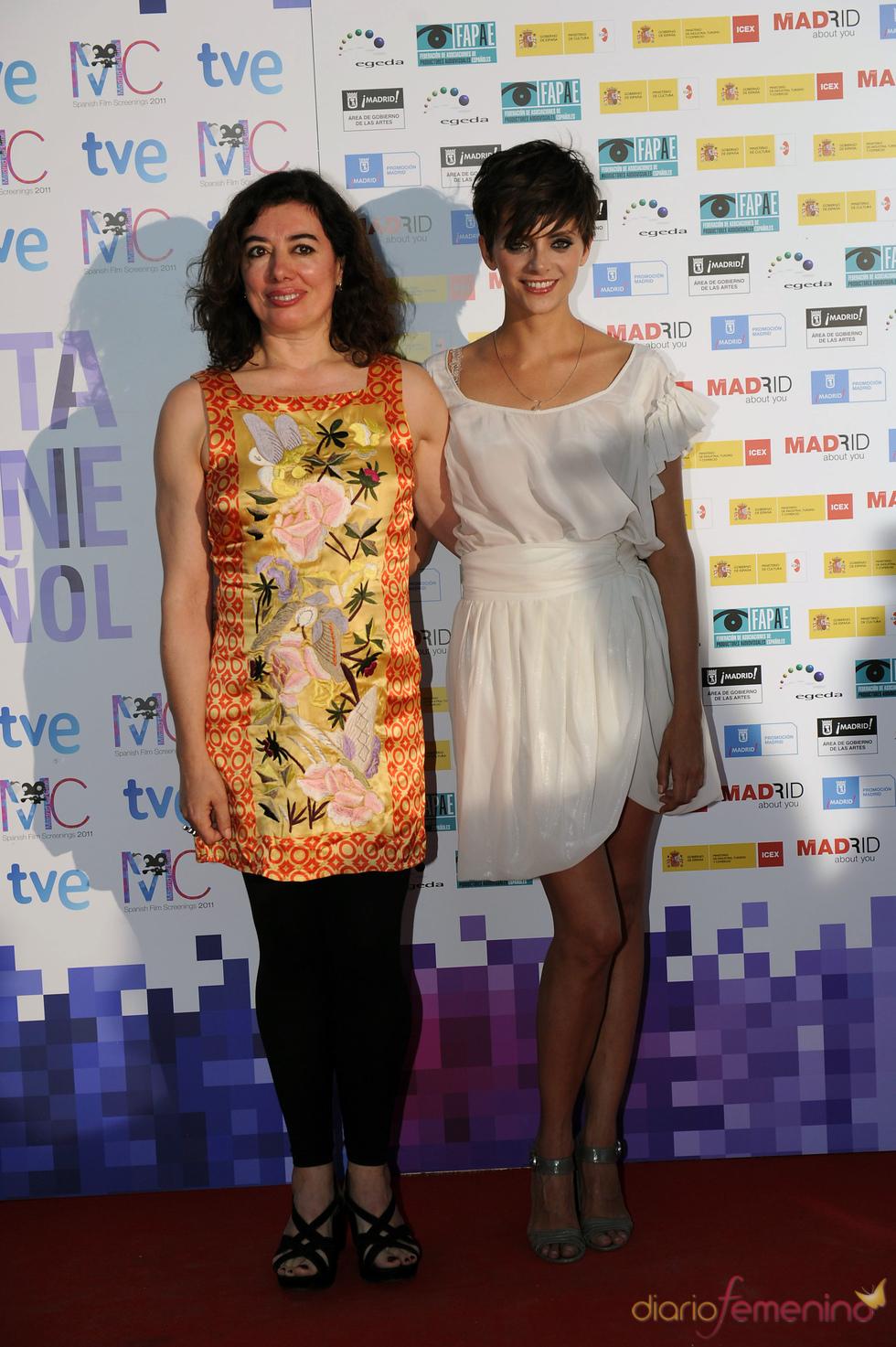 Macarena Gómez en la Fiesta del Cine español
