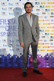 José Manuel Seda en la Fiesta del Cine español