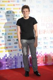 Adam Jeziersky en la Fiesta del Cine español